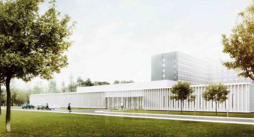 Służba zdrowia, Plany budowy nowego szpitalu Józefowie - zdjęcie, fotografia