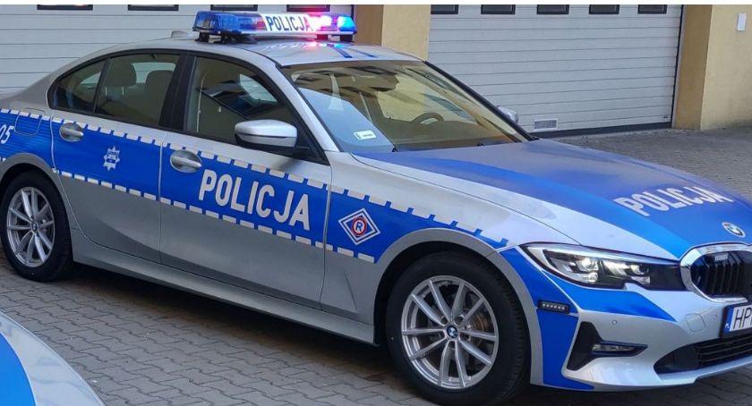 """Policja Radom/Policja Mazowiecka, Grupa """"SPEED"""" odpuszcza piratom drogowym - zdjęcie, fotografia"""