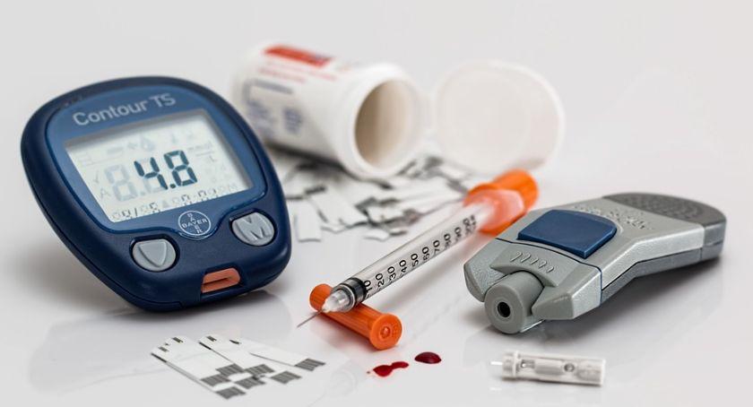 Służba zdrowia, Spotkanie zainteresowanych tematyką cukrzycy Mazowieckim Szpitalu Specjalistycznym - zdjęcie, fotografia