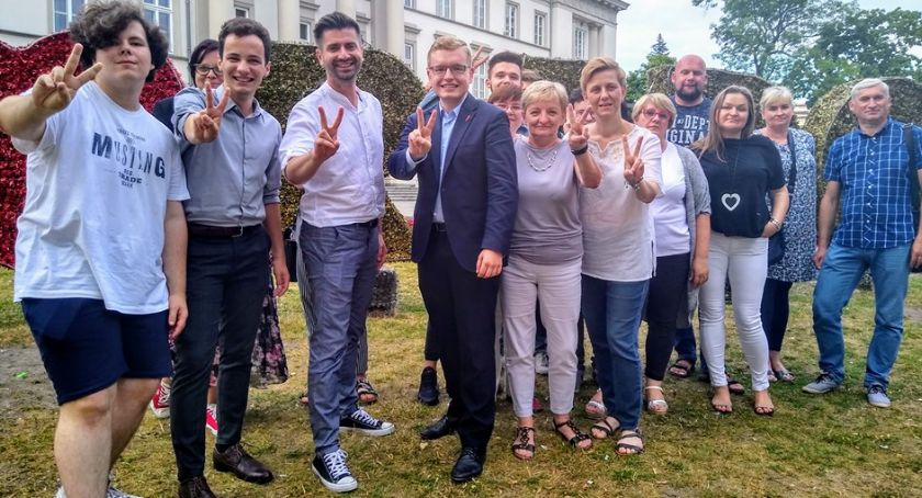 Polityka, Liderzy Wiosny Radomiu - zdjęcie, fotografia