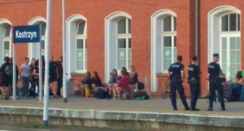 Policja Radom/Policja Mazowiecka, Mazowieccy policjanci edycji Pol'And'Rock Festival - zdjęcie, fotografia