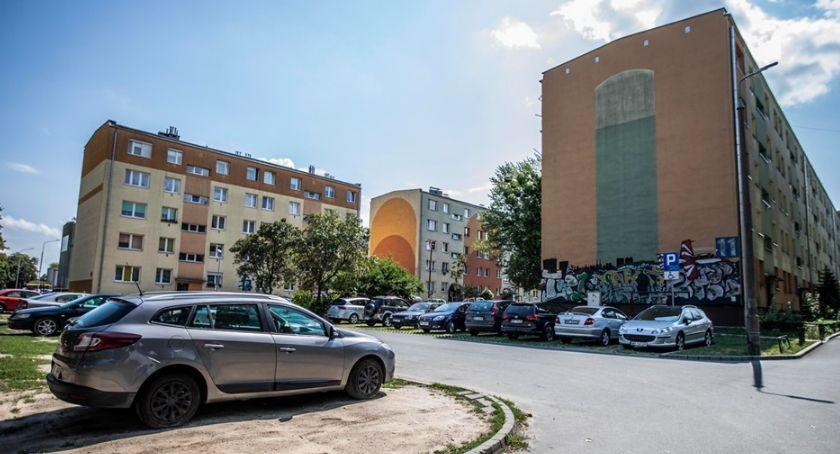 Inwestycje, Więcej miejsc parkingowych Maratońskiej - zdjęcie, fotografia