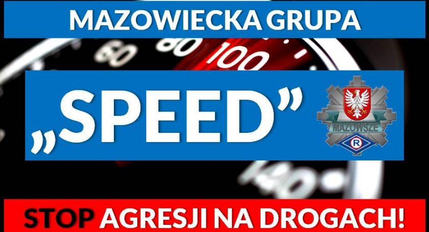 """Policja Radom/Policja Mazowiecka, Działania policyjnej mazowieckiej grupy """"SPEED"""" - zdjęcie, fotografia"""
