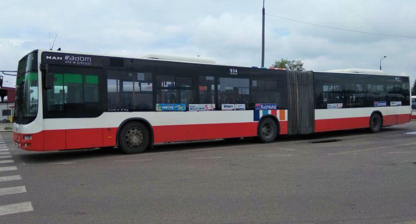 Komunikacja Miejska , Sobotnie rozkłady autobusów piątek - zdjęcie, fotografia
