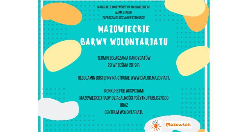 Informacje z Radomia i okolic , Wolontariusze Mazowsza pokażcie się! - zdjęcie, fotografia