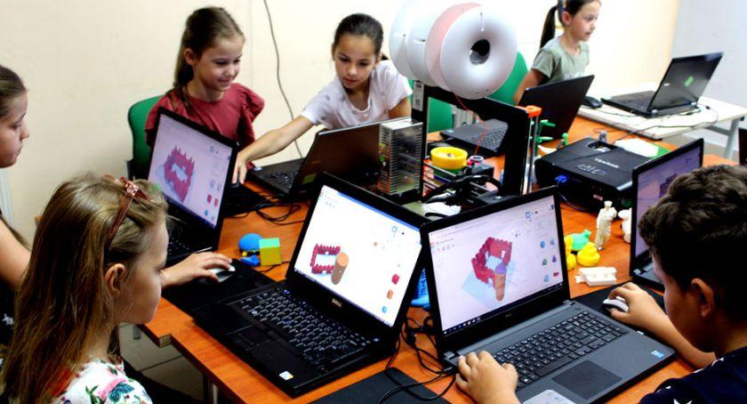 Materiał sponsorowany, Otwarte Pracowni Programowania Druku Radomiu [FOTO] - zdjęcie, fotografia