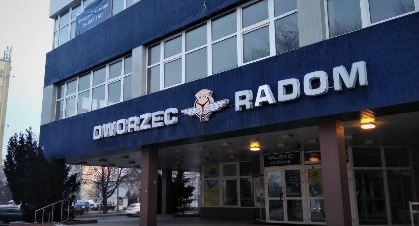 Informacje z Radomia i okolic , Budynek dworca sprzedany - zdjęcie, fotografia