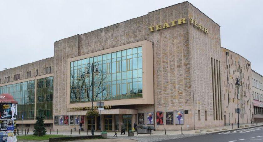 Teatr, Jesień teatrze - zdjęcie, fotografia