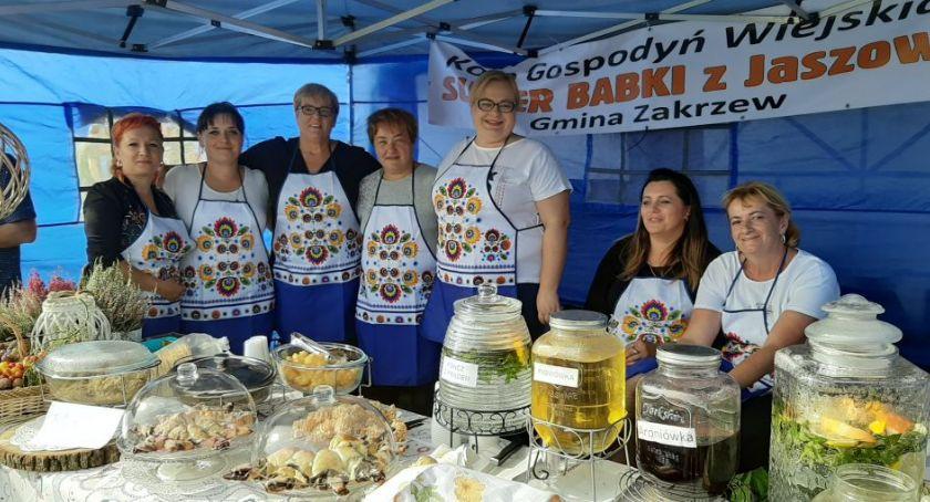 Powiat Radomski, Smaki regionu podczas Wolanów Festival - zdjęcie, fotografia
