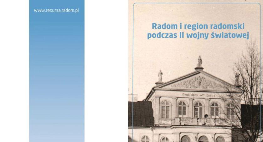 Inne, Konferencja Radom region radomski podczas wojny światowej - zdjęcie, fotografia