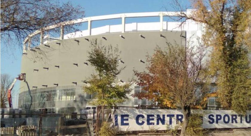 Informacje z Radomia i okolic , Przetarg rozstrzygnięty Można budować halę stadion - zdjęcie, fotografia