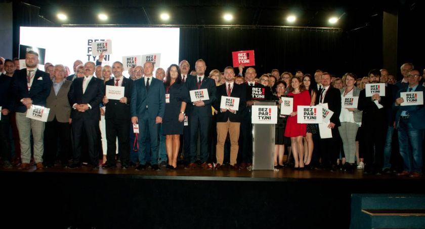 Polityka, Konwencja Wyborcza Bezpartyjnych Samorządowców - zdjęcie, fotografia