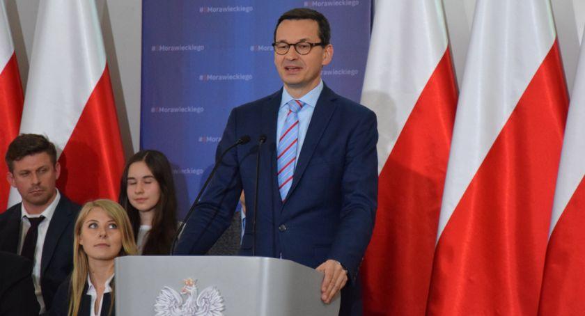 Informacje z Radomia i okolic , Premier Morawiecki przyjedzie Radomia - zdjęcie, fotografia