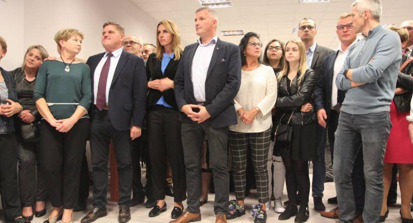 Polityka, Wieczór wyborczy Koalicji Obywatelskiej Komentarze polityków [FOTO] - zdjęcie, fotografia