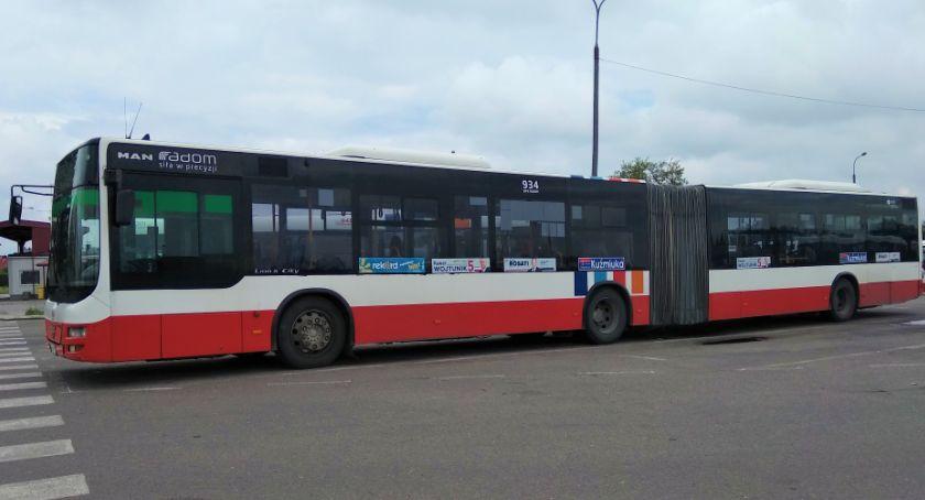 Komunikacja Miejska , Objazd Cerekwi kursów wariantowych linii - zdjęcie, fotografia