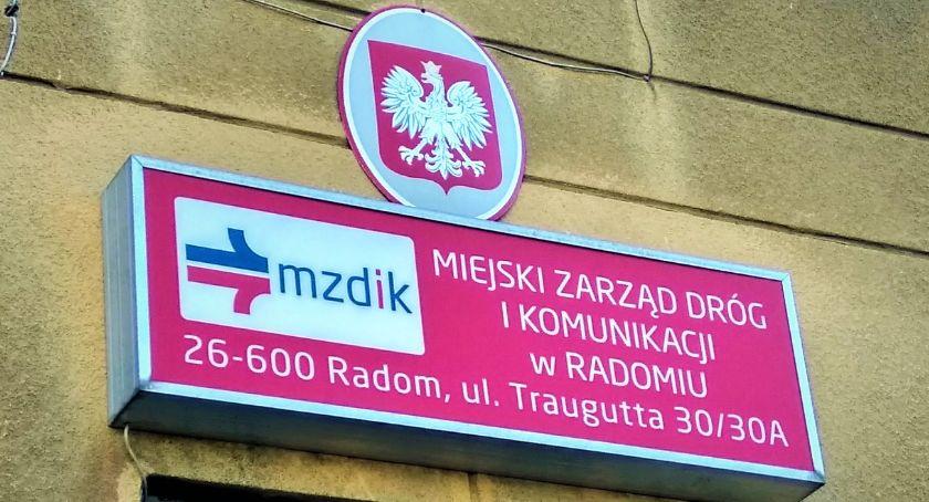 Komunikacja Miejska , Zmiany organizacji ruchu Wojska Polskiego - zdjęcie, fotografia
