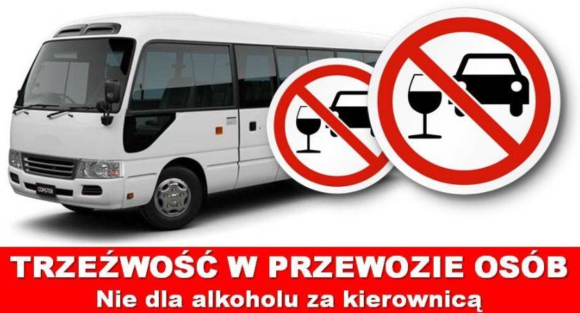 """Policja Radom/Policja Mazowiecka, Dziś działania policyjne """"Trzeźwość przewozie osób"""" - zdjęcie, fotografia"""