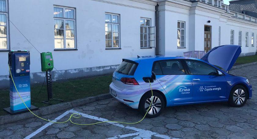 Informacje z Radomia i okolic , Grupa Kozienickim Pikniku Elektromobilności [FOTO] - zdjęcie, fotografia