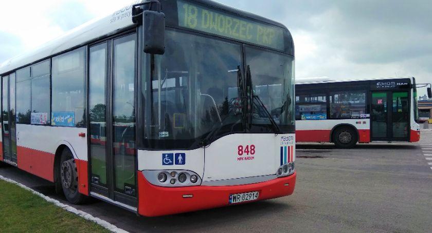 Komunikacja Miejska , Kursowanie autobusów podczas zmiany czasu soboty niedzielę - zdjęcie, fotografia