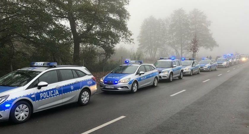 Policja Radom/Policja Mazowiecka, Ćwiczenia sztabowe Grójcem - zdjęcie, fotografia