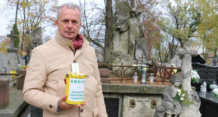 Informacje z Radomia i okolic , Wyniki kwesty cmentarzu rzymskokatolickim Radomiu [FOTO] - zdjęcie, fotografia