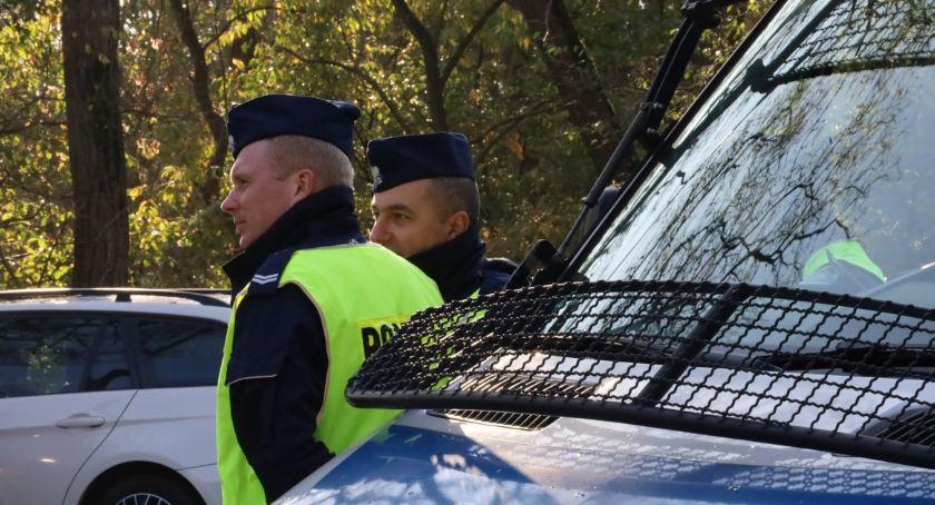 """Policja Radom/Policja Mazowiecka, Mazowiecka policja gotowa działań """"Listopadowy weekend 2019"""" - zdjęcie, fotografia"""