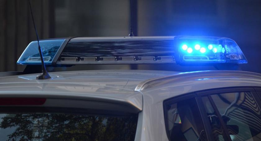 Kronika kryminalna, latek potrącił śmiertelnie kobietę Kozienickiej - zdjęcie, fotografia
