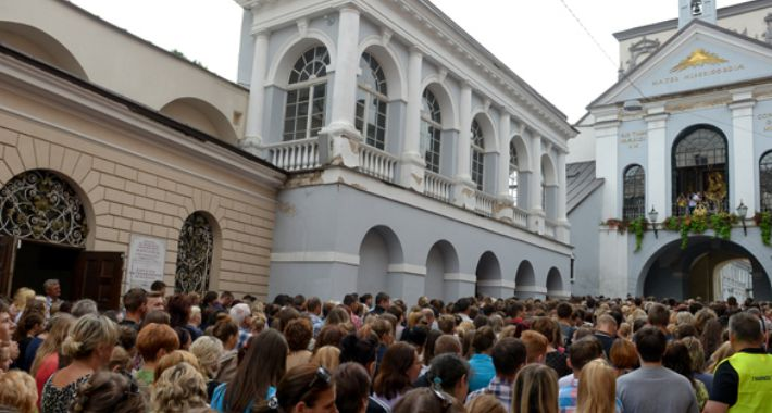 Kresy, Polsko zapomnij nas… wołanie Ostrej Bramy - zdjęcie, fotografia