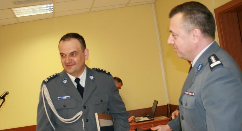 Policja Radom, Komendant Karol Szwalbe odchodzi emeryturę [GALERIA] - zdjęcie, fotografia