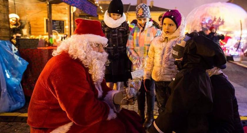 Informacje z Radomia i okolic , Kiermasz Bożonarodzeniowy - zdjęcie, fotografia