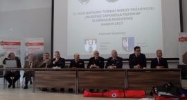 Eliminacje do XL Ogólnopolskiego Turnieju Wiedzy Pożarniczej w Jedlni-Letnisko