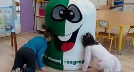Radomskie przedszkolaki uczą się segregować śmieci