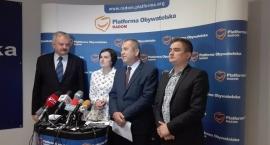 Odmienne stanowiska członków Platformy Obywatelskiej ws. likwidacji łóżek szpitalnych