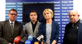 Działacze PiS: Wzywamy Prezydenta  do przekazania Agrotechnika Ministerstwu [FOTO i WIDEO]