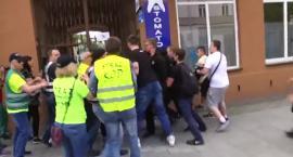 Incydenty podczas manifestacji KOD-u