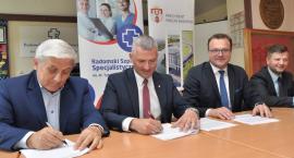 Radomski Szpital Specjalistyczny podpisał umowę na wdrożenie systemu e-usług