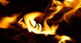 Śledztwo w sprawie pożaru domku letniskowego w Wilczkowicach Dolnych