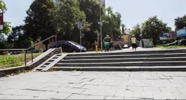 Remonty kolejnych chodników w Radomiu