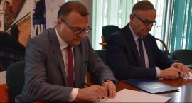 Tereny inwestycyjne w Jedlni-Letnisko. Porozumienie władz Radomia i gminy [FOTO]