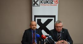 Kładka na Szarych Szeregów. Członkowie Kukiz'15 złożą zawiadomienie do prokuratury