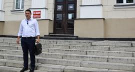 Paweł Górak komentuje sprawę przywrócenia do pracy zwolnionego strażnika miejskiego