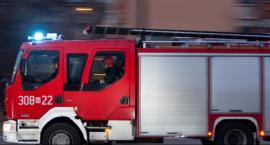 Wybuch gazu w budynku mieszkalnym w Owadowie