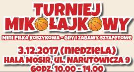 Koszykarski Turniej Mikołajkowy