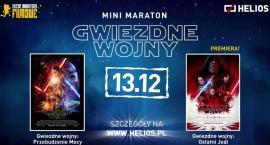 Minimaraton Gwiezdnych Wojen w kinie Helios
