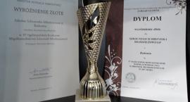 Szkolne Schronisko Młodzieżowe w Radomiu ze Złotym Wyróżnieniem