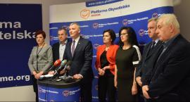 Platforma Obywatelska apeluje do przewodniczącego Rady Miejskiej o jak najszybsze zwołanie sesji