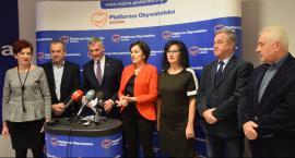 """""""Oszukaliście swoich wyborców – złóżcie mandaty radnych"""" – mówią radni Platformy Obywatelskiej"""