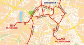 Autobusy rozwiozą uczestników miejskiego Sylwestra