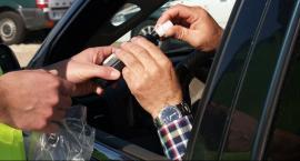 Policyjna kontrola kierowców busów i autokarów