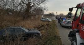 Seria wypadków drogowych dzisiejszego poranka